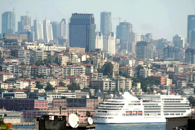 Istanbul… deux fois plutôt qu'une !