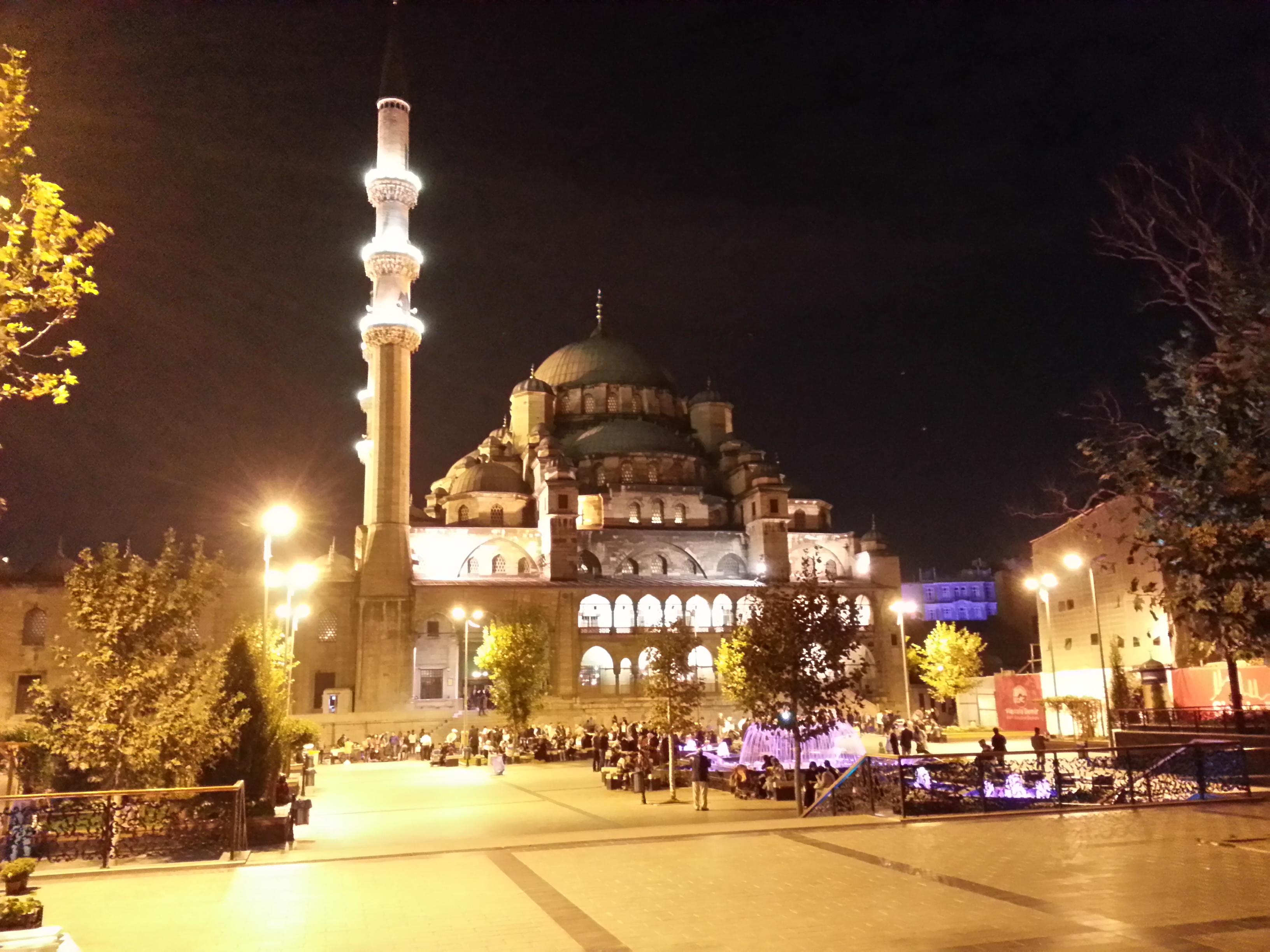 Résumé de mon séjour en Turquie