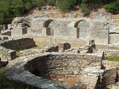 Gjirokastër et Sarandë