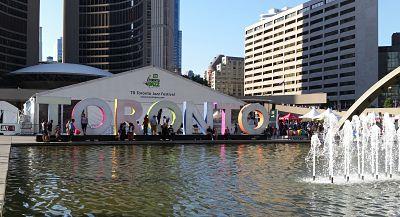 Petit voyage à Toronto et Niagara Falls
