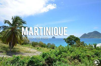 La Martinique en préparation….