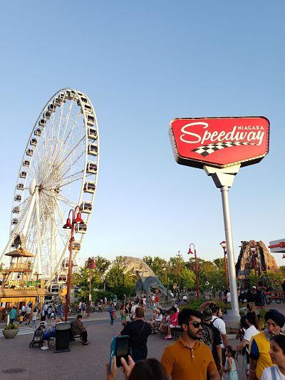 Escapade à Niagara Falls