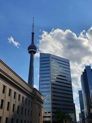 Escapade à Toronto